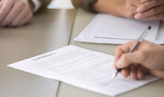 Avocat droit des contrats sevran
